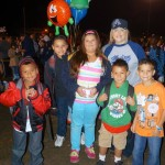 Sanger Unified 'Walk To School' Event