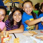 Jackson 5th Graders Make Valentine's Day Lunches For HOPE Sanger