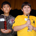 Sanger Unified Spelling Bee 2014