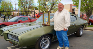 8th Annual Sanger Chamber Blossom Trail Car Show