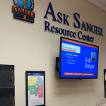 Ask Sanger- New Communication & Information Customer Service Progam