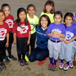Sanger Rotary Girls Softball Opening Day 2014