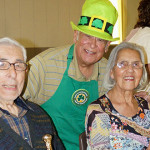 St. Mary's St. Patrick's Day Dinner 2014