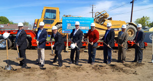 Sanger Health Center Groundbreaking Ceremony