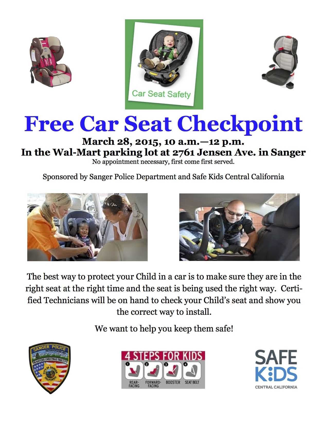 Car Seat Inspection Check Point Pg1 Copy