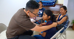 Cmda health fair brings medical and dental care plus resources to