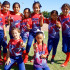 Sanger Stars Softball 8U Girls Team. (Photo by Cheryl Senn)