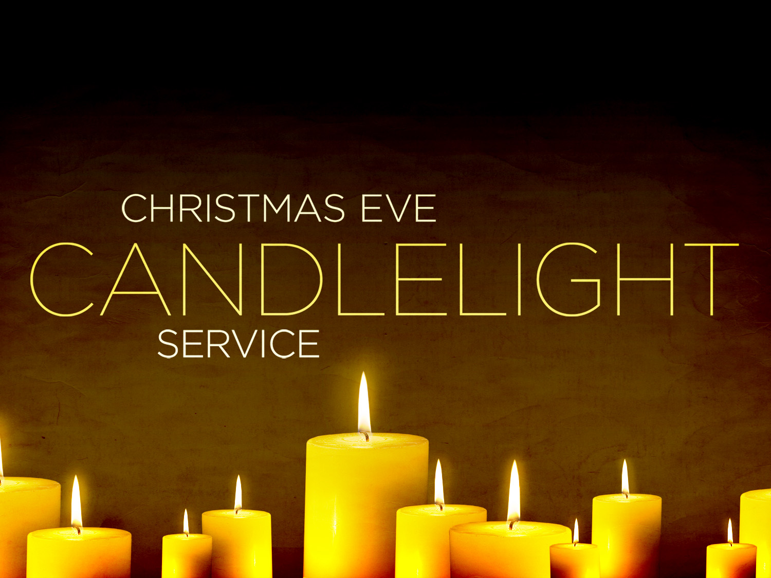 christmas-candlelight-service - The Sanger Scene