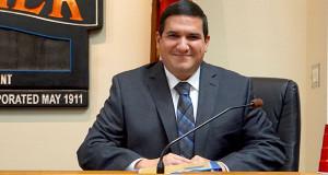 Daniel Martinez, Sanger City Councilman for District 3. (Photo by Cheryl Senn)