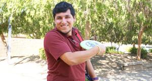 Joaquin Zamora, City of Sanger Parks & Recreation Supervisor. (Photo by Cheryl Senn)